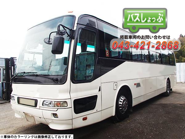 三菱 大型観光バス 平成14年式 KL-MS86MP