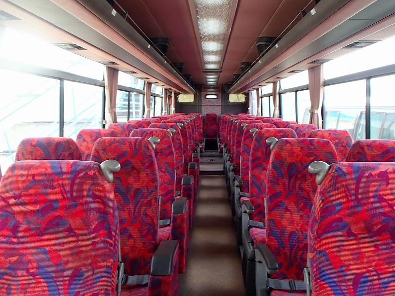 いすゞの中古バス