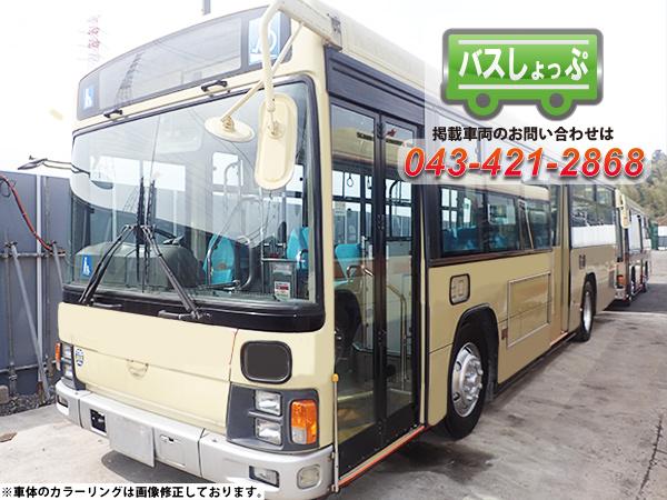 エルガ 大型路線バス KL-LV280L1