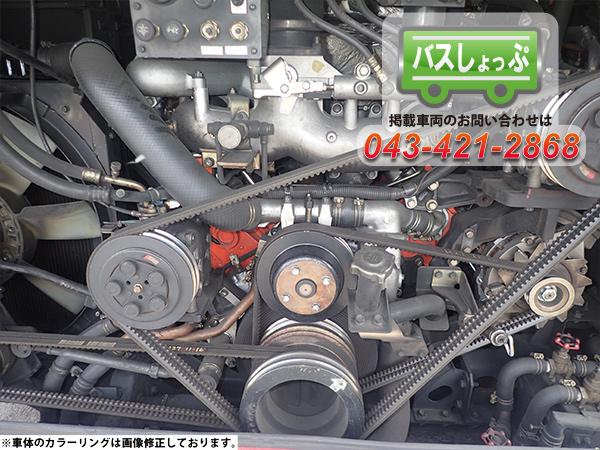 エルガ エンジン 8PE1